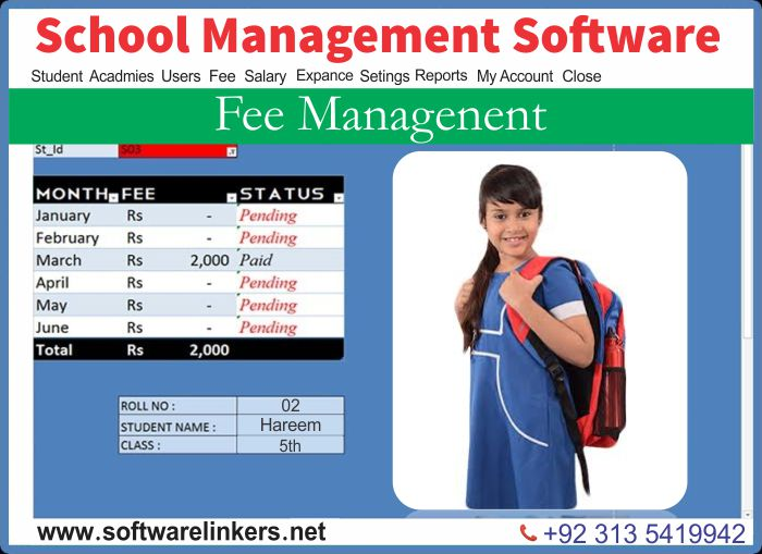 school management system demo Archives - Software Linkers