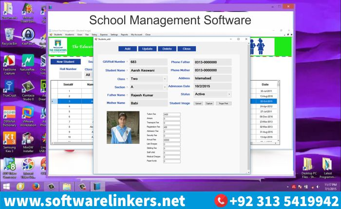 Offline school management software free. download full version with crack